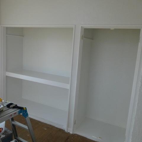 子供部屋DIY全面リフォーム④(天井、壁の塗装)